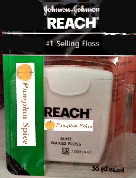 pumpkinspicefloss