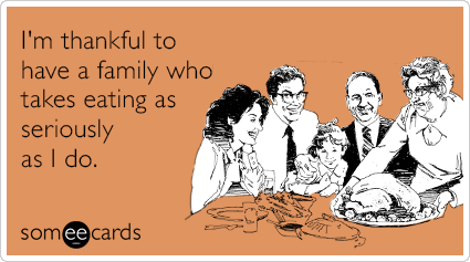 Have A Funny And Happy Thanksgiving Experienced Bad Mom