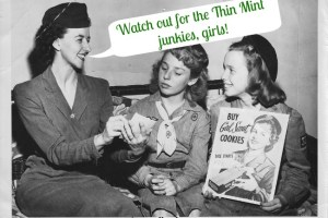 Thin Mint Junkies and Other types of Girl Scout Cookie customers