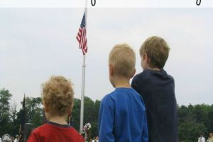 How 9/11 is Part of Our Story - a letter to my kids about the Day that changed America.