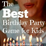 Best birthday party game for kids