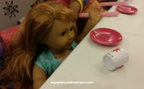 What happens at American Girl Place Chicago, stays at American Girl Place Chicago!
