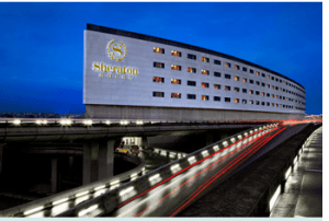 The Sheraton at CDG Terminal 2