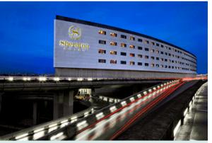 The Sheraton at CDG Terminal 2