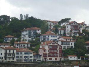 View of Saint-Jean-de-Luz