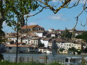 Charming town of Castelnaudary