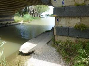 Near La Somail–I walked