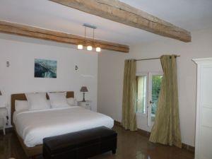 Bedroom at L'a Propos