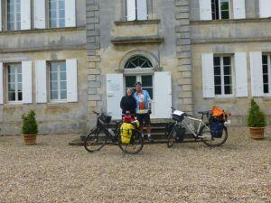 Leaving Franc-Pourret