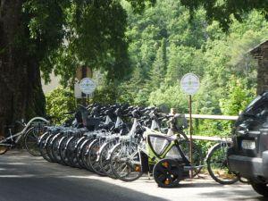 Sun-e-Bike in Bonnieux