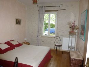 A room at Le Grand Bassin