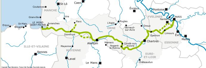 The Veloscenic Route