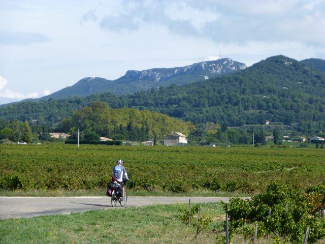 Enroute to Mont Ventoux