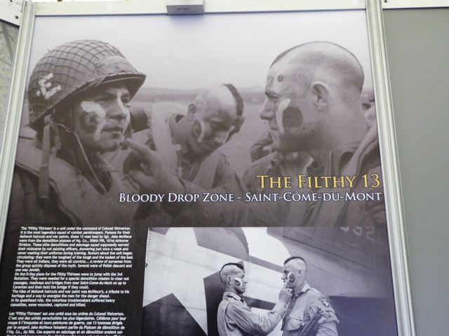 Stories of the soldiers made the experience extremely personal