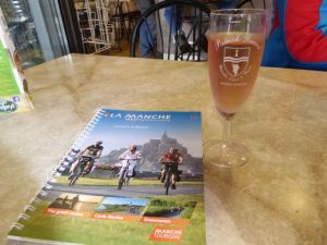 A favorite resource for bicycling in Normandy