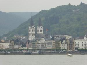 Scene along the Rhine
