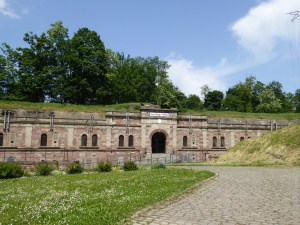 Fort Rapp-Moltke, one of 4 forts open to public