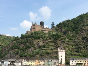 And lots of breathtaking castles