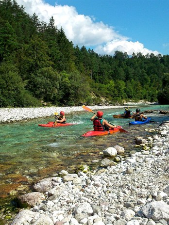 Full Day Tandem Kayak Rental