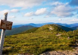 Summit of Saddleback Mountain, Maine