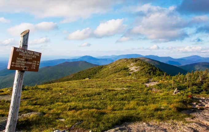 Things to do in Rangeley, Maine, Summit of Saddleback Mountain