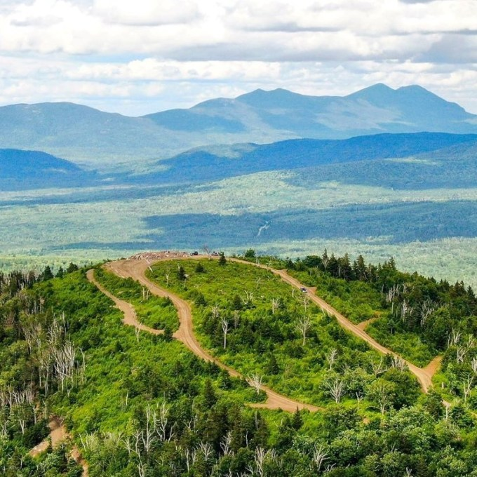 Best natural attractions in Rangeley: Quill Hill