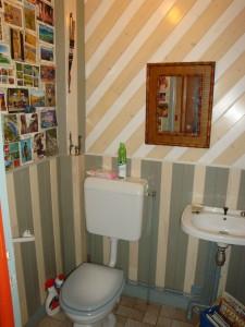 Changer un WC
