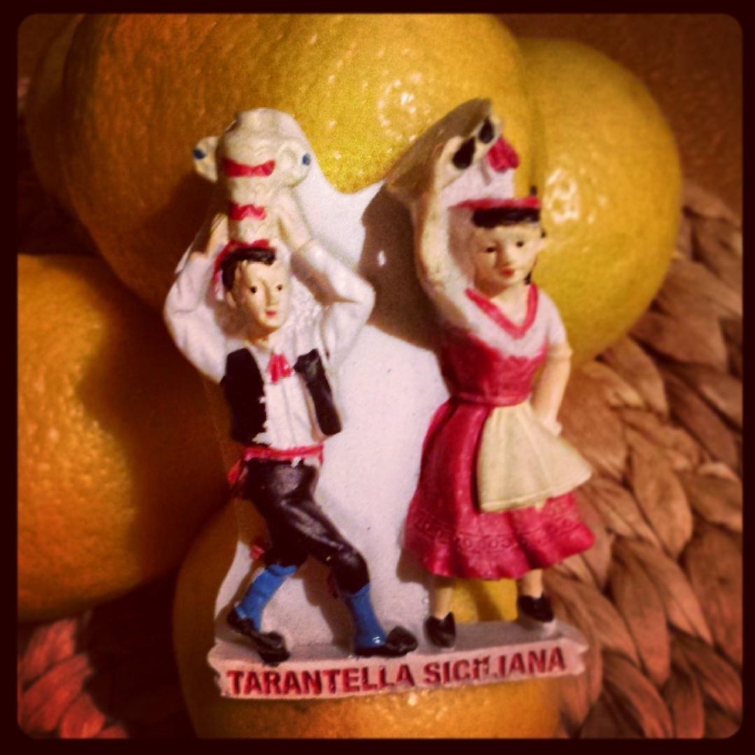 Abballati! Abballati! A Traditional Tarantella – Experience