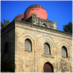 San Cataldo Church, Palermo