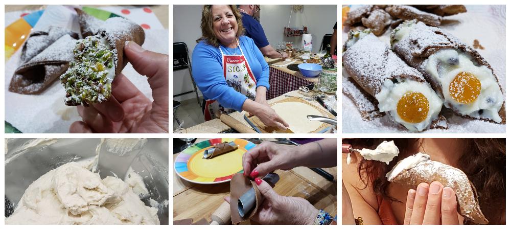 Cannoli Making Workshop
