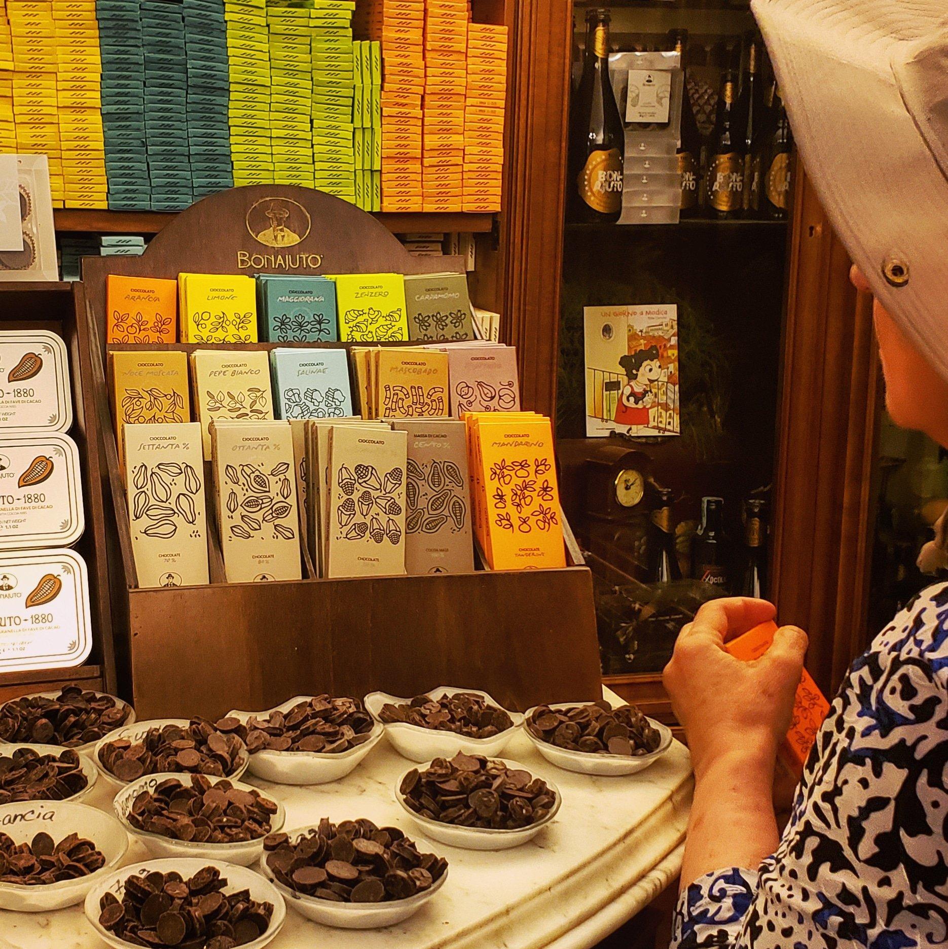 52 Reasons to Love Sicily   #8. Modica Chocolate