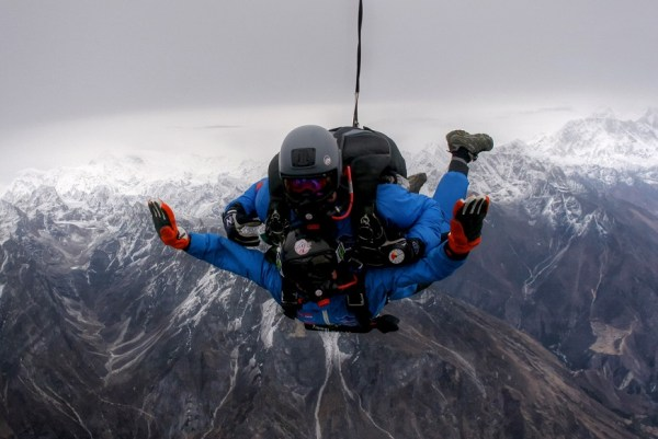 All About Skydiving Everest | Experiences You Should Have