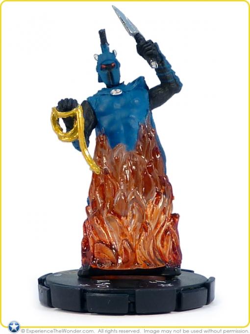 NECA WizKids DC HeroClix DC Comics 75th Anniversary Mini PVC Gaming Figurine Ares