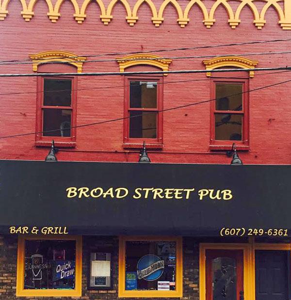 Broad Street Pub