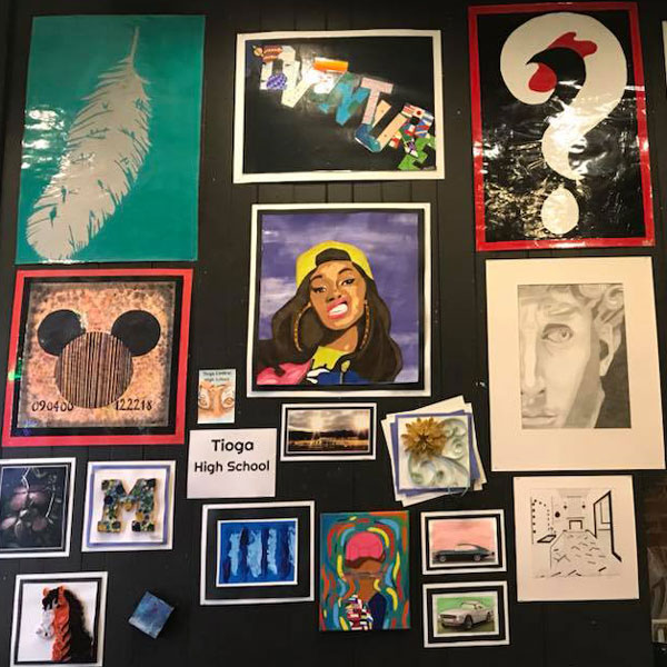 Carol's-Coffee-and-Art-Bar-Exhibit-4-Owego-Tioga-County-NY