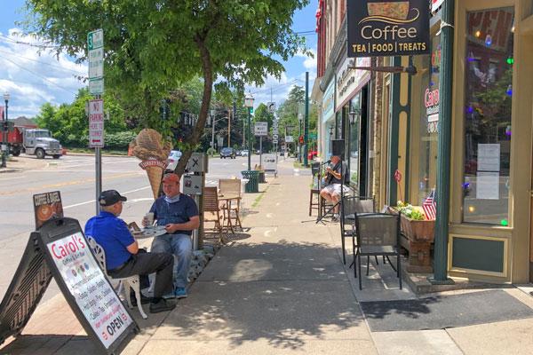 Carol's-Coffee-and-Art-Bar-Owego-Outdoor-Dining-Tioga-County-NY-1