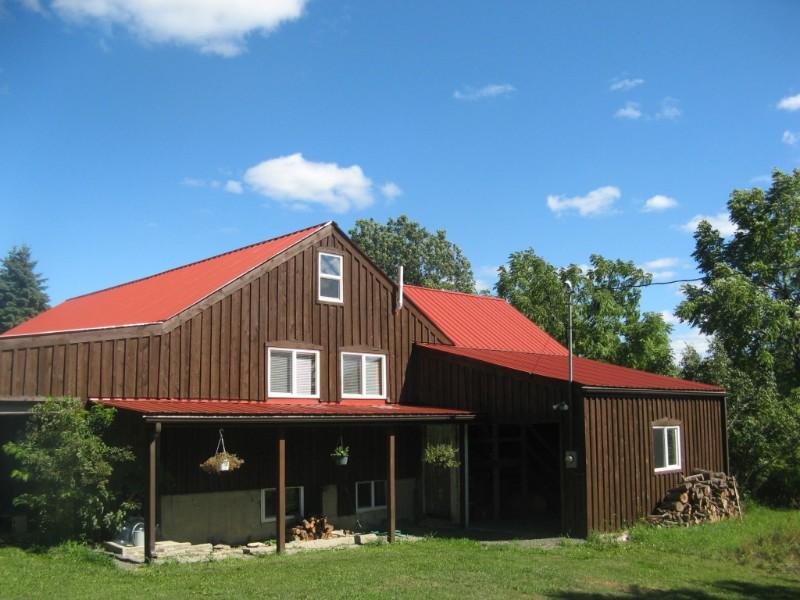 The Lodge at Humble Hill Farm