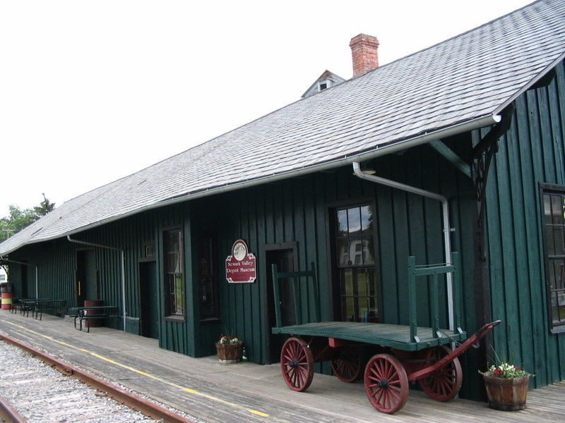 Newark Valley Depot