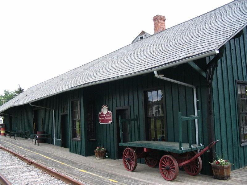 Newark Valley Depot