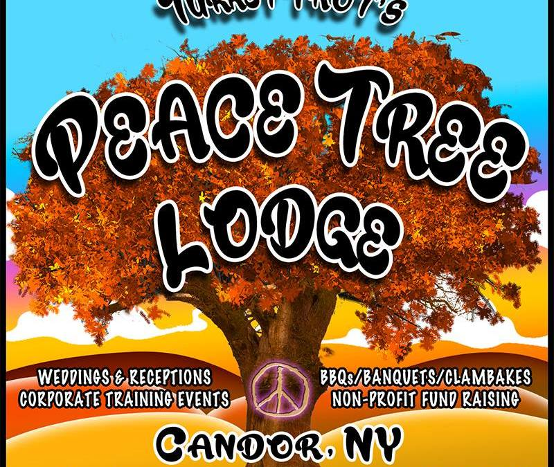 Peace Tree Lodge at Turkey Trot Acres