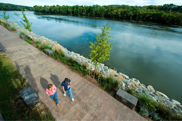 Owego Riverwalk