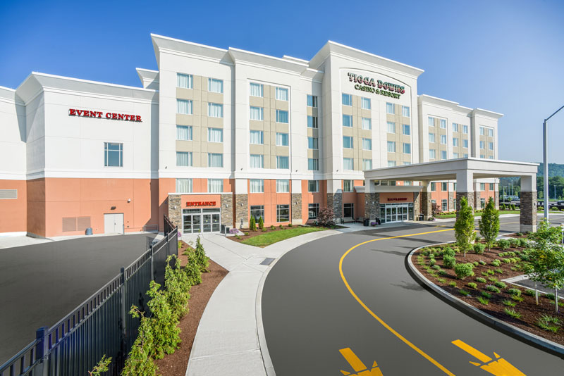 Tioga Downs Resort Hotel