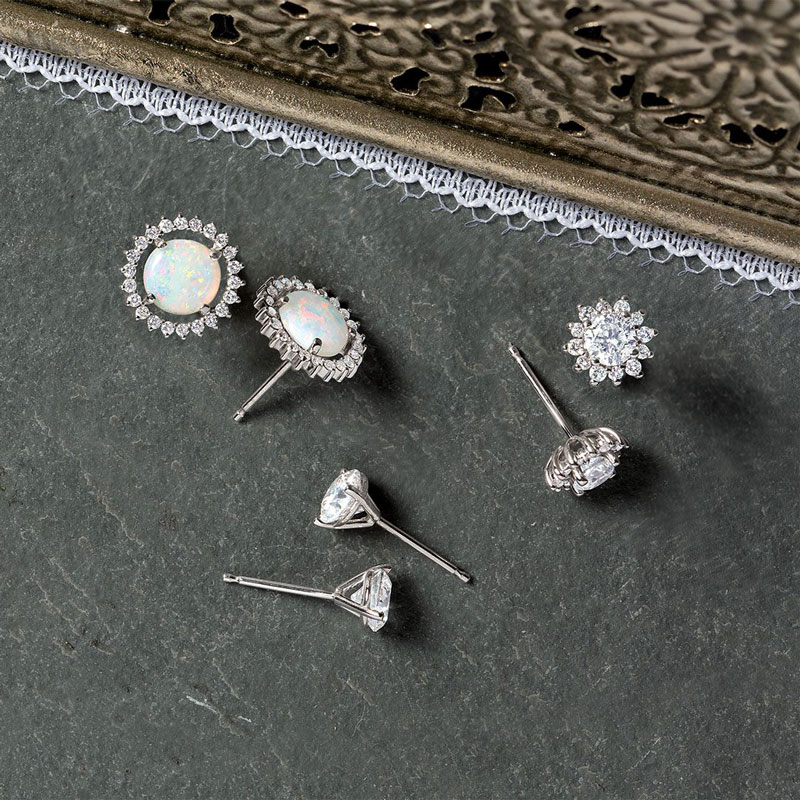 Van-Horn-Jewelers-Owego-Stud-Earrings