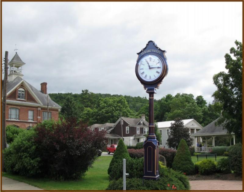Newark Valley Village Green