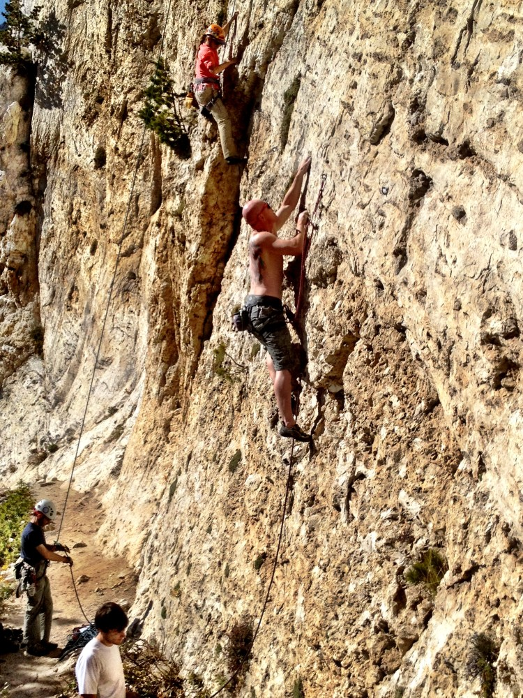 Top 10 Bad Climbing Experiences: (3/3)