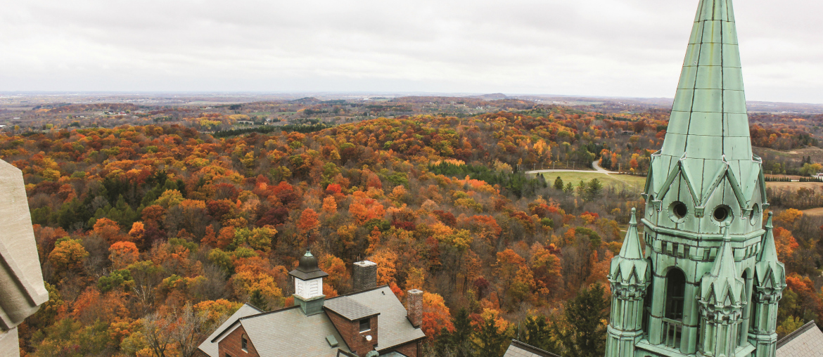 Seven Stunning Wisconsin Fall Views