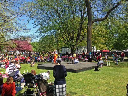 Actuaciones en Tulip Festival