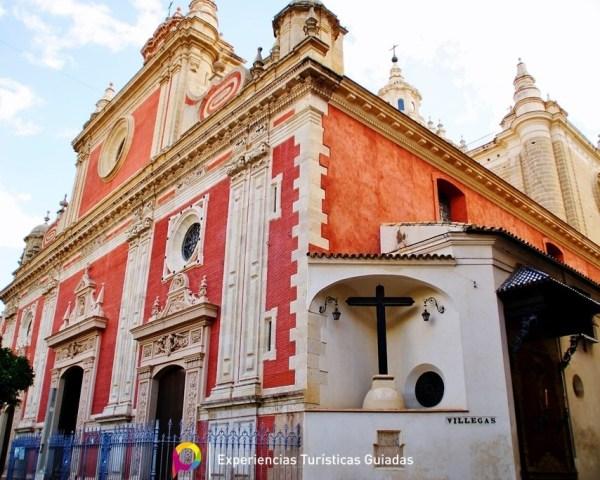 Imagen de la Cruz de las Culebras, Iglesia del Salvador