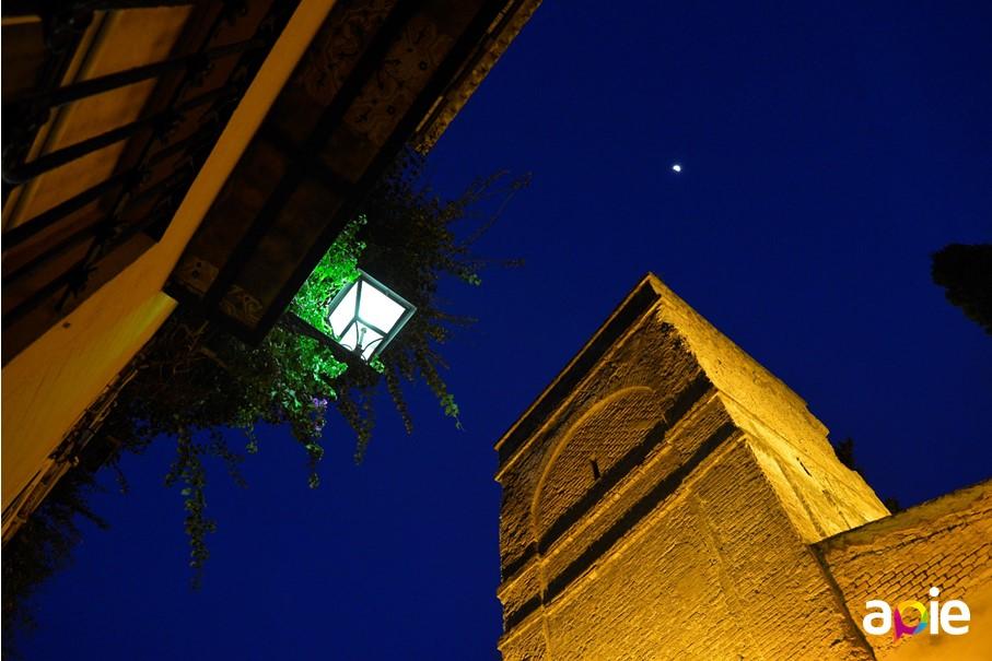 Ruta por Sevilla de noche
