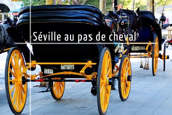 Tour en calèche de Séville